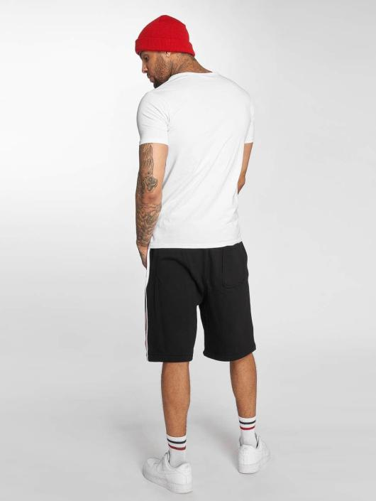 Urban Classics Shorts Stripe Sweat svart