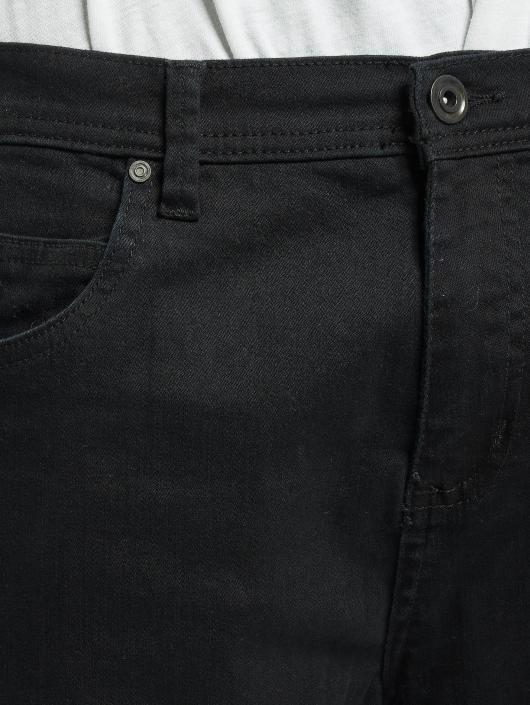 Urban Classics Shorts Twill Stretch svart