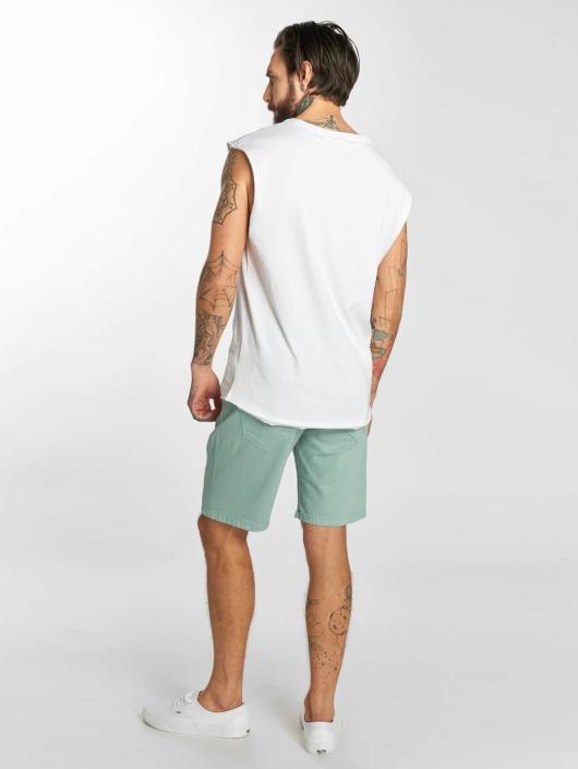 Urban Classics Shorts Twill Stretch turkis