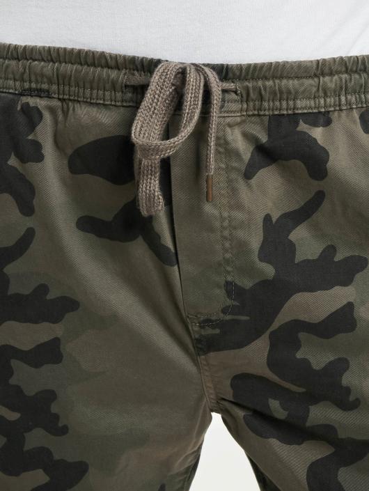 Urban Classics Shortsit Camo Jogger camouflage