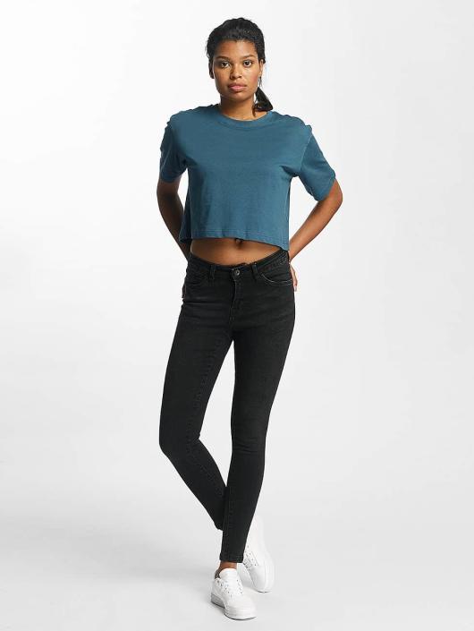 Urban Classics Skinny Jeans Skinny Denim black