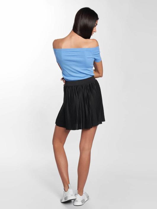 Urban Classics Skirt Jersey Pleated black