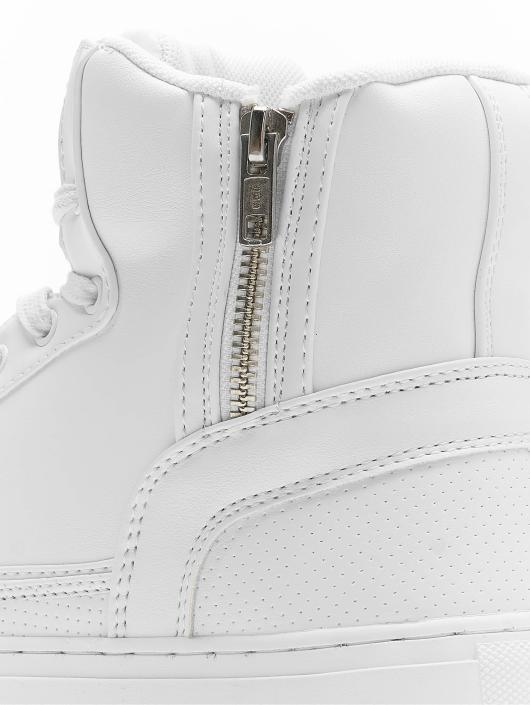 Urban Classics Sneakers Zipper white