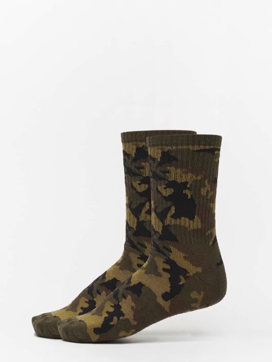 Urban Classics Socken 2-Pack Camo camouflage
