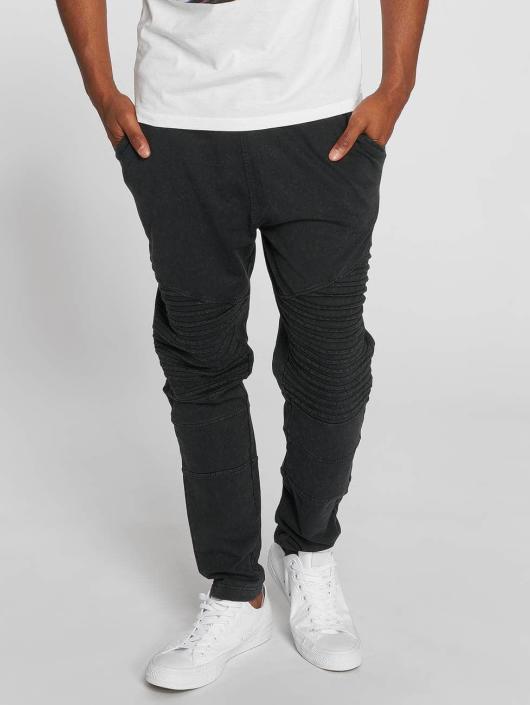 Urban Classics Spodnie do joggingu Acid czarny