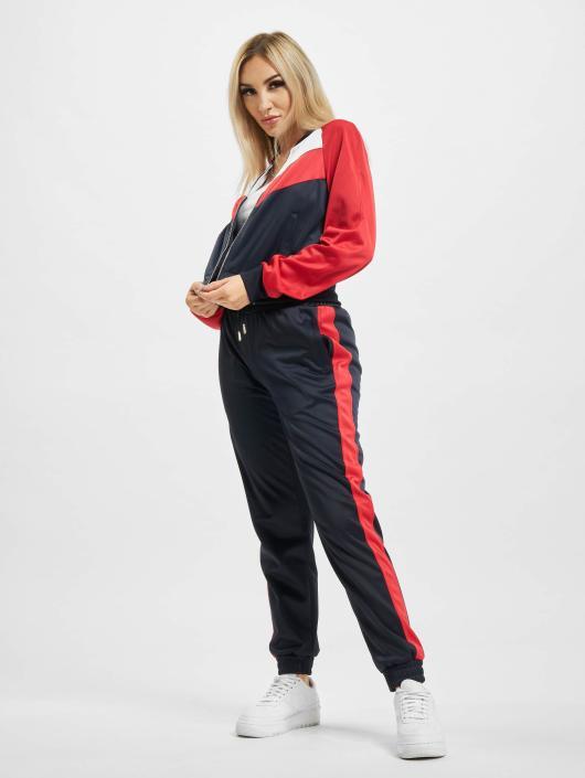 Urban Classics Spodnie do joggingu Cuff niebieski