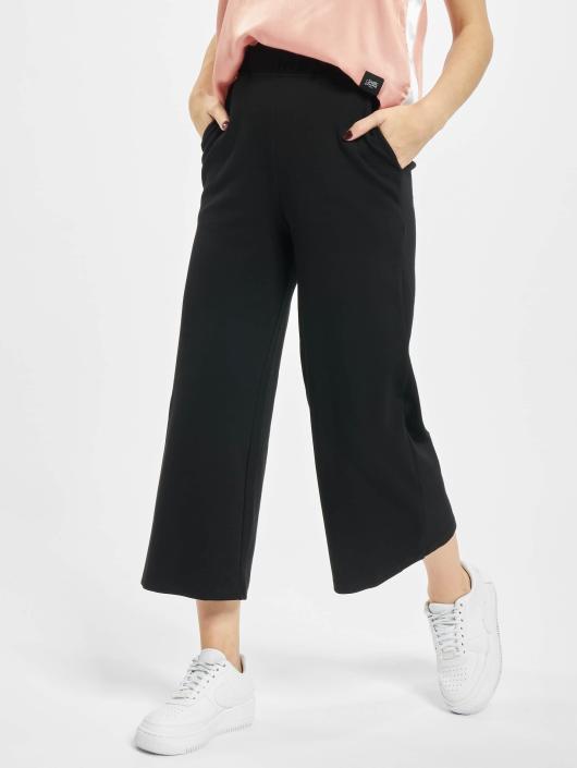 Urban Classics Spodnie wizytowe Culotte czarny