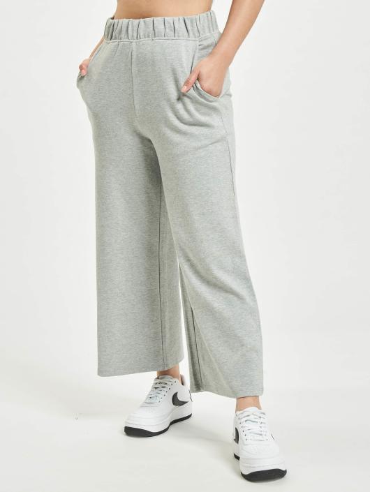 Urban Classics Spodnie wizytowe Culotte szary