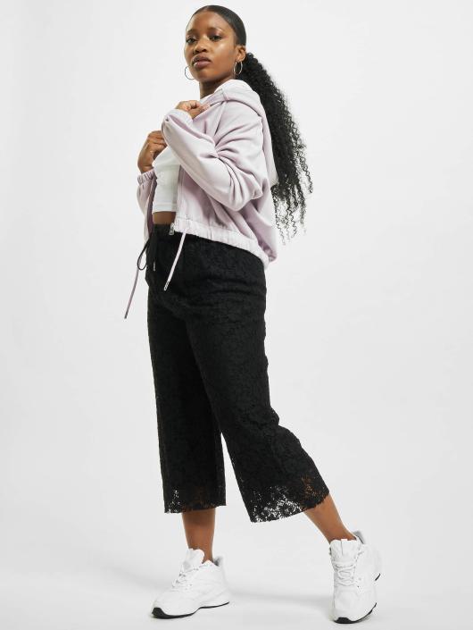 Urban Classics Stoffbukser Laces Culotte svart