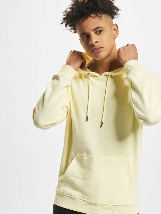 Urban Classics Sudadera Basic amarillo