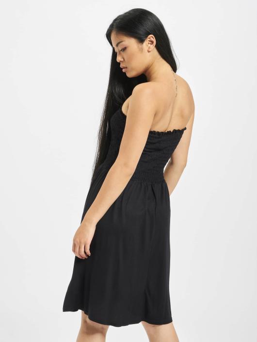 Urban Classics Sukienki Smoke czarny