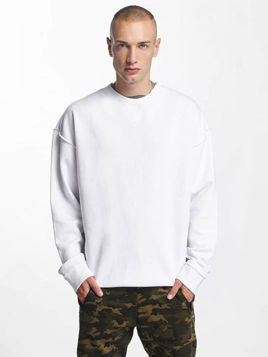 Pull Urban Sweatamp; Open Edge 399118 Oversized Homme Classics Blanc srthCQd