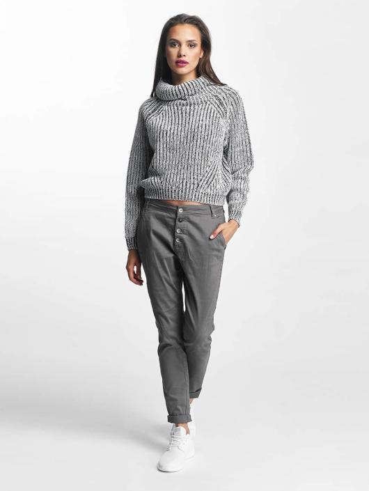 Sweatamp; 399840 Short Femme Urban Blanc Classics Turtleneck Pull qMVSUpGz