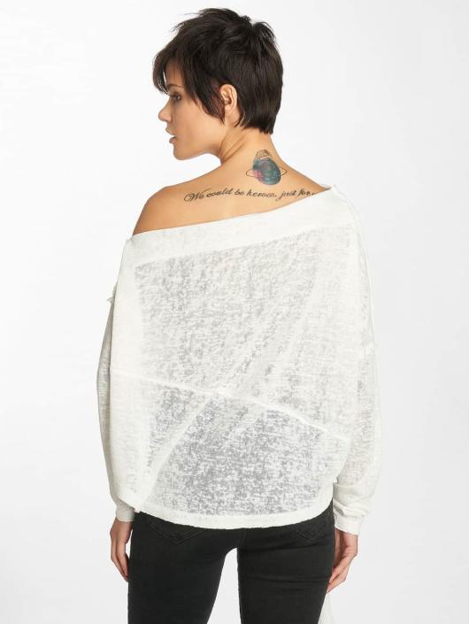 Urban Classics Sweat & Pull Asymmetric blanc