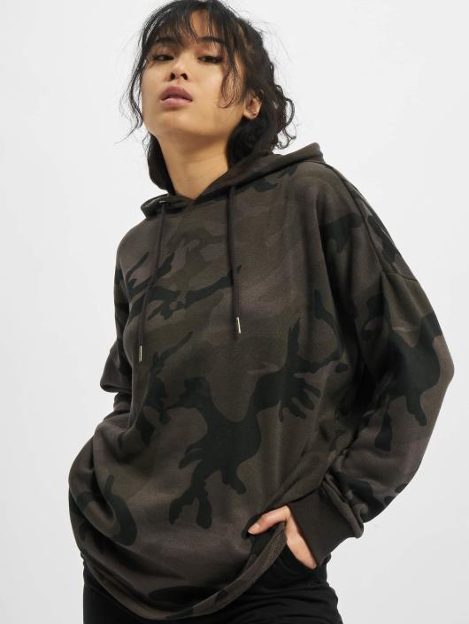 Femme 399626 Urban Oversized Sweat Camouflage Capuche Classics Camo vOmN0wny8