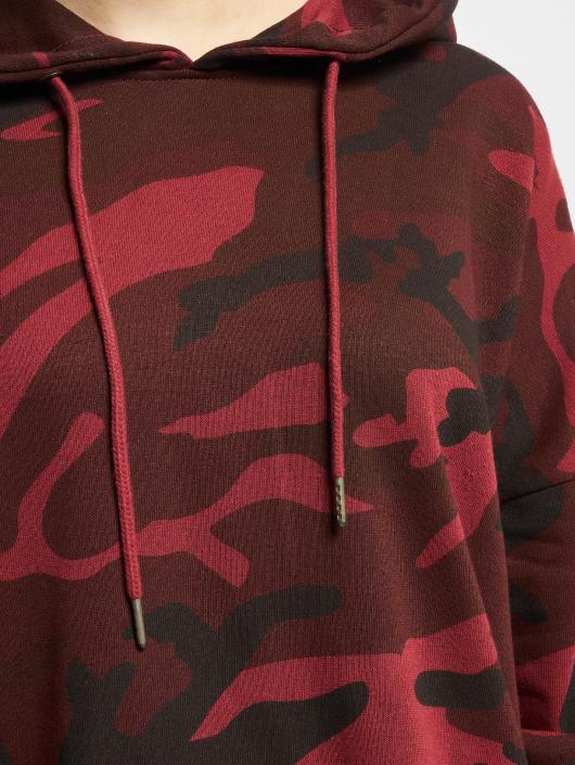Urban Classics Sweat capuche Oversized Camo camouflage