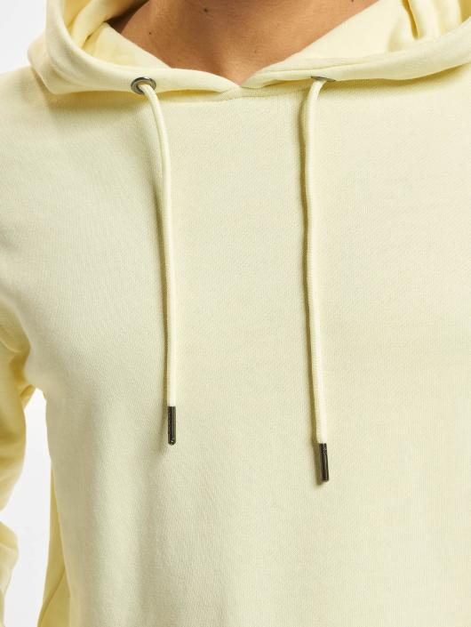 Urban Classics Sweat capuche Basic jaune