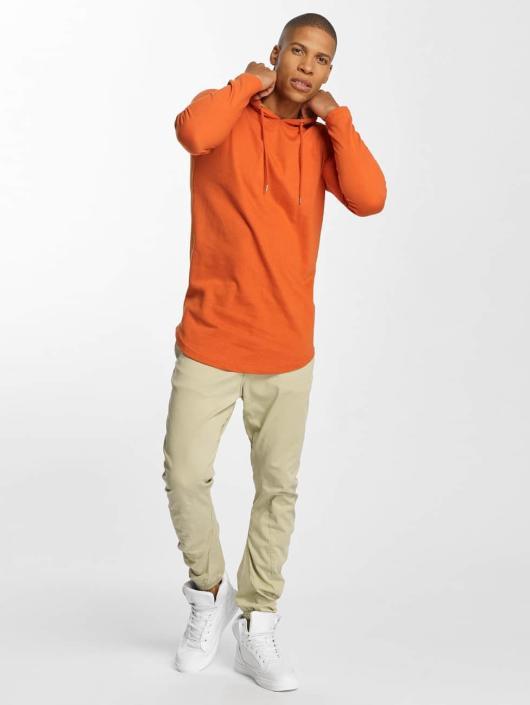 Urban Orange Sweat Shaped Long Homme Classics Capuche 400119 Terry QdCBeWorx