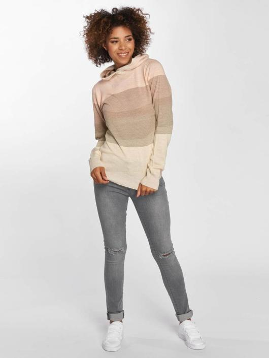 Classics 494746 Neck Femme High Rose Urban Sweat Multicolored Capuche v80wOmNn