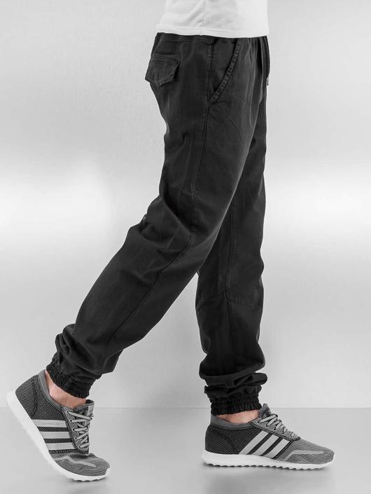 Urban Classics Sweat Pant Stretch Twill black