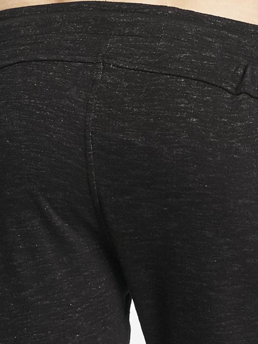 Urban Classics Sweat Pant Space Dye Terry black
