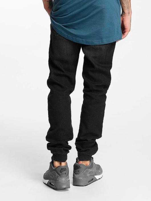 Urban Classics Sweat Pant Knitted Denim black