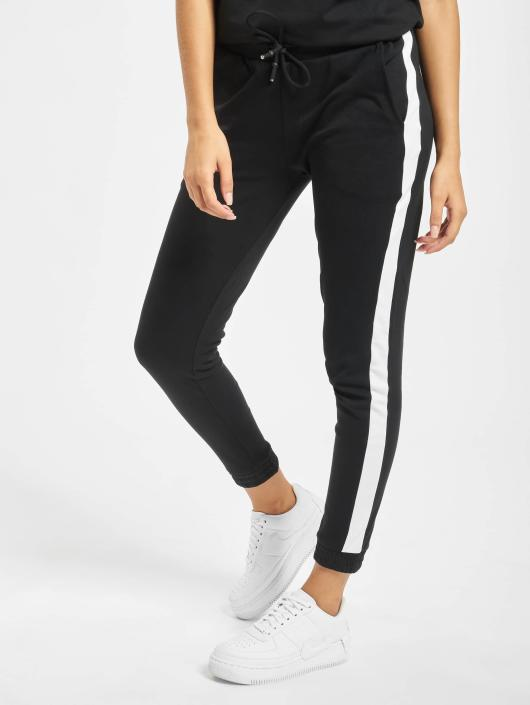 Urban Classics Sweat Pant Interlock black