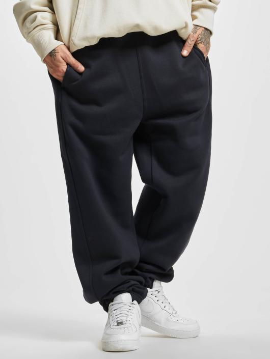 Urban Classics Sweat Pant Baggy blue