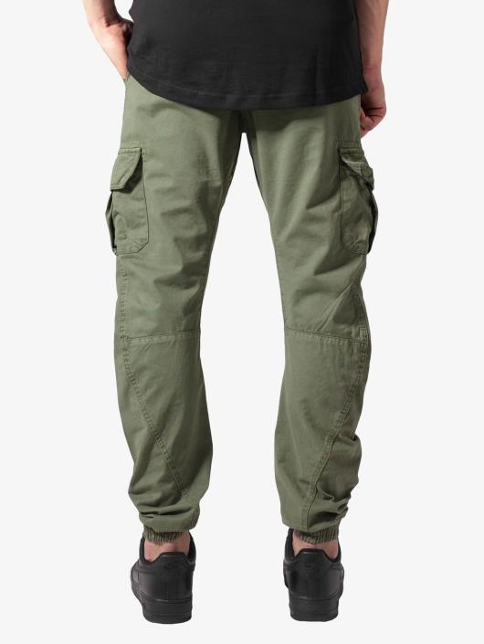 Urban Classics Sweat Pant Cargo green