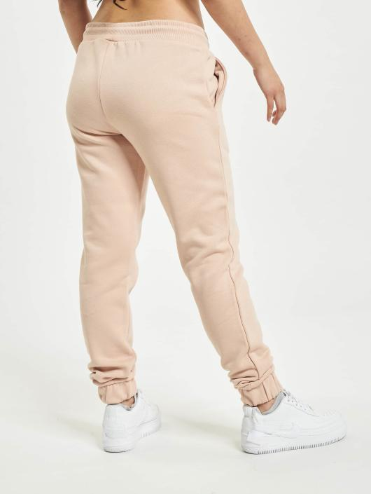 Urban Classics Sweat Pant Shorty rose