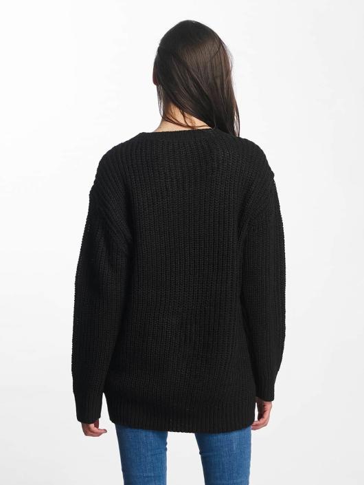 Urban Classics Swetry Basic Oversized czarny