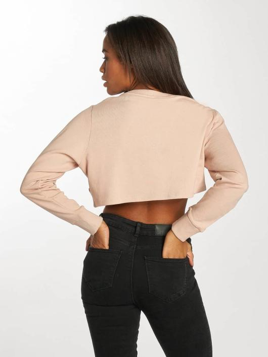 Urban Classics Swetry Terry rózowy