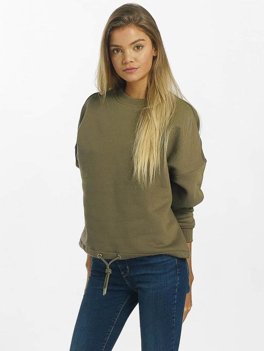 Urban Classics Swetry Pull zielony