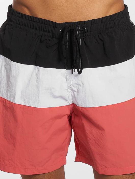 Urban Classics Swim shorts Color Block rose