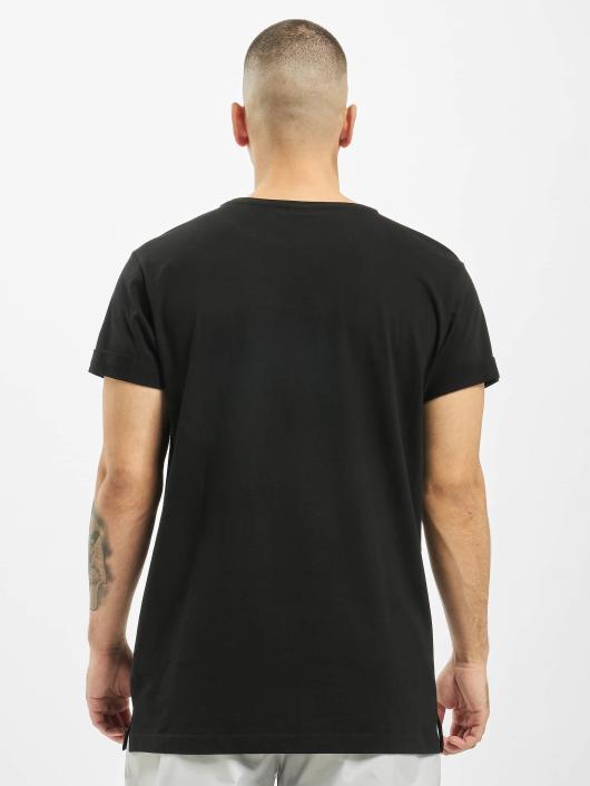 Urban Classics T-Shirt Turnup black
