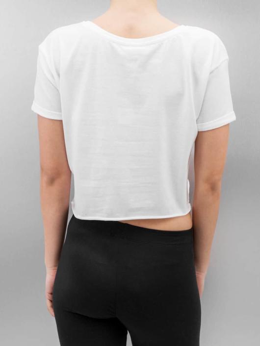 Classics Blanc Short Femme shirt 263906 Urban T I29EDH