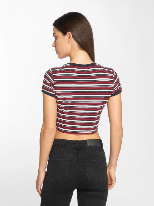 Urban Rib T shirt Cropped Blanc Classics Femme Stripe 474559 CxedBWoEQr