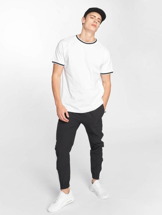 shirt College T Blanc Homme 476251 Urban Classics VpqSUzM