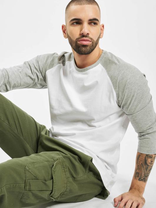 Classics shirt 78545 4 Sleeve Urban Raglan Blanc T 3 Contrast Homme uKJ3cFTl15