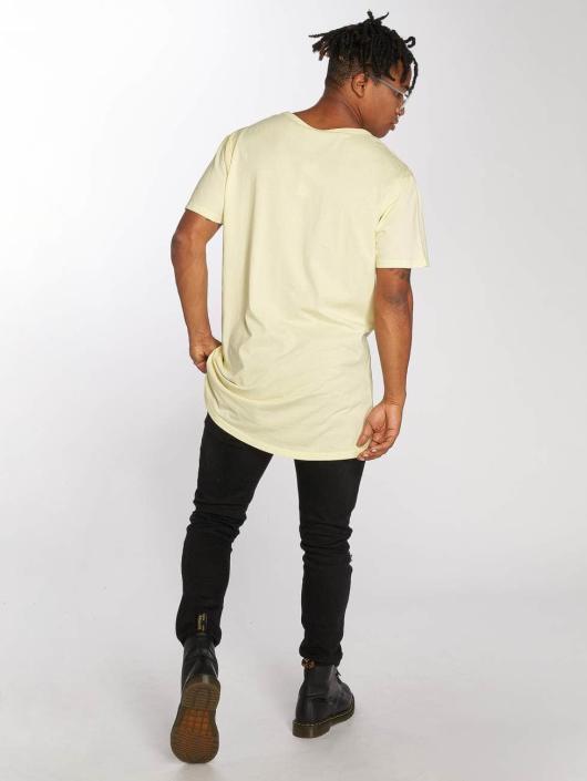 Urban Classics T-Shirt Garment gelb