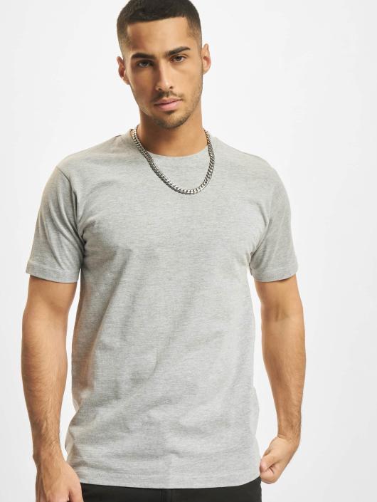 4b1390152dc71d Urban Classics Herren T-Shirt Basic in grau 33054