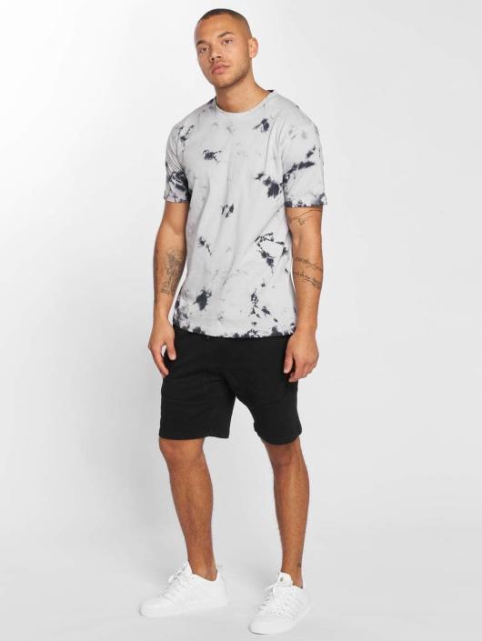Urban Classics T-Shirt Batik grau