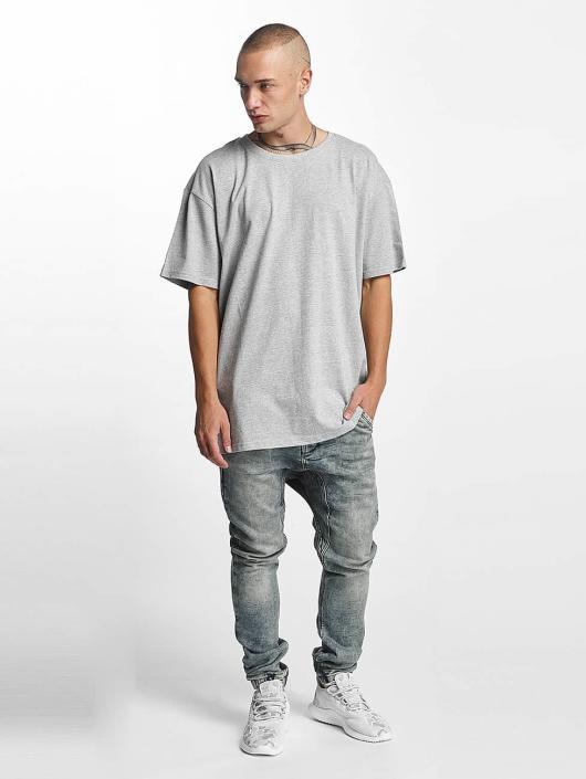 Gris T 400074 Oversized Homme shirt Urban Classics Heavy tsBoQrdhCx