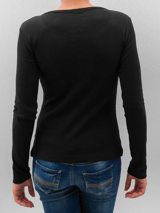 Urban Classics T-Shirt manches longues TB1036 noir