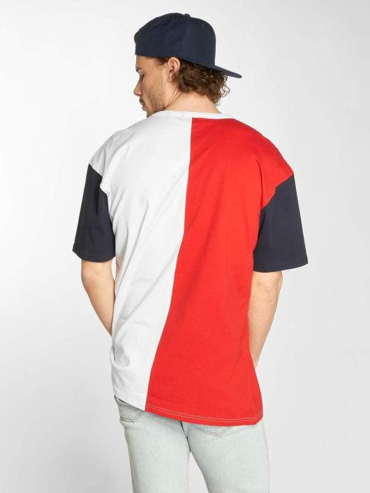 Urban Classics T-Shirt Harlequin rot