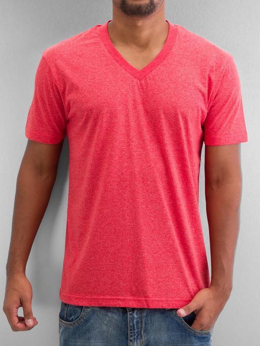 Rouge Melange Urban Classics T Homme shirt 75212 Yg76fyvIb