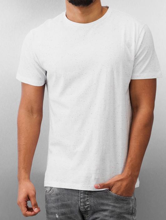 Urban Classics T-Shirt Multicolor Naps weiß