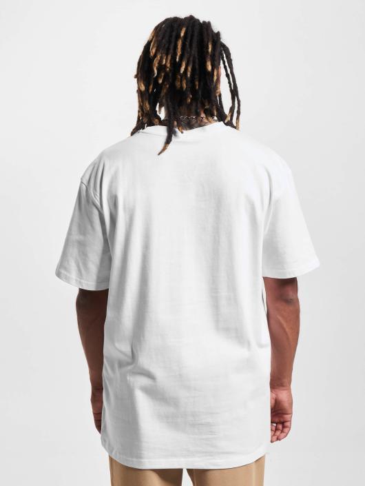 Urban Classics T-Shirty Heavy Oversized bialy