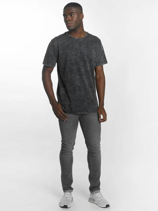 Urban Classics T-Shirty Random Wash czarny