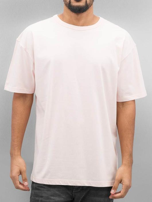 Urban Classics T-Shirty Oversized rózowy